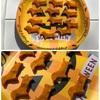 【犬の手作りかぼちゃクッキー】レシピ ハロウィン編