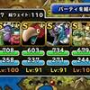 level.777【自然系・ウェイト110以下】エースチャレンジレベル1攻略