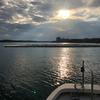英虞湾で見る夕陽。 #リアス式海岸 おすすめ:☆☆☆ ~写真で届ける伊勢志摩観光~