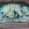 塩釜神社 2つの燈籠 意匠