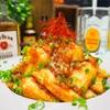 【レシピ】しっとり柔らか♬鶏むね肉の甘酢ネギ炒め♬