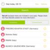 ヨーロッパ鉄道の時刻表はRail Plannerで確認