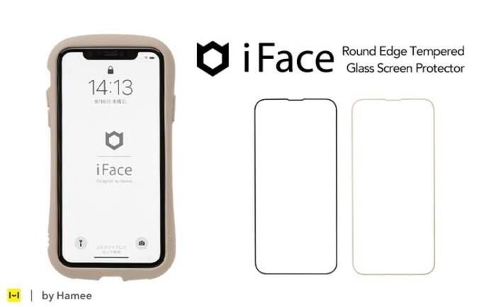 人気NO.1スマホケースブランド「iFace」より、新型iPhone 13シリーズ対応画面保護シートが新発売
