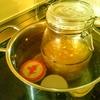 【てづくりびん詰めの保存方法】ゆずジャムを長期保存するためびん詰め&煮沸(脱気)に挑戦してみました!