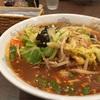 広東料理 東田に行くと四川マーラー麺しか食べません…