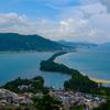【夏京都旅行1日目】天橋立、伊根の舟屋…よくばりコースを撮ってきた