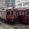 阪急、今日は何系?363…20210107