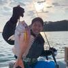釣り初めはティップランエギング!仕事です^^;
