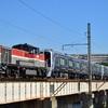 第983列車 「 甲121 南海電鉄8300系(8713f+8312f)の甲種輸送を狙う 」