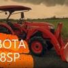 タイで購入できたトラクターを紹介します。KUBOTA Thailand L4708
