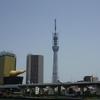 東京スカイツリーをめざして