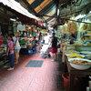 バンコク中華街(ヤワラート)の商店街