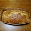 バナナパウンドケーキ作りとプチプラオールインワン。