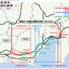 NEXCO中日本 E1A 新東名の6車線化工事が御殿場JCTから浜松いなさJCT間の一部で完成