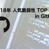 2018年 人気脆弱性 TOP 10 in GitHub