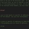 Apacheの設定ファイルを確認する