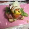 サンドイッチをほぼ毎日作っています