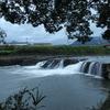 三日月の滝と慈恩の滝
