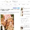 写真がヤフーのまとめサイト「TRILL」に無断転載されていたので削除を求めた・1