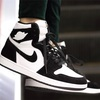 "【リーク】スニーカーリーク情報  ""NIKE AIR JORDAN 1 RETRO HIGHI OG BLACK WHITE"""