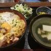 田町で美味しい炭火炙りの親子丼「ふもと赤鶏 田町本店」