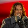 アメリカ女性初の副大統領誕生 カマラハリス副大統領