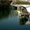 京急 大岡川の秋