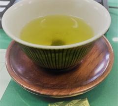 ★緑茶とクランチチョコ