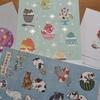 【暑中見舞い】イオンの文具売り場で買える、おすすめポストカード!一緒にオシャレな切手もご紹介!