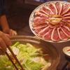 鴨のすき鍋研究中☆ 神戸三宮の鍋料理は安東へ