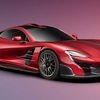 メルセデスSLRマクラーレンがもしも今風のマクラーレンデザインを採用していたら