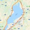 【琵琶湖】車ではいけない場所へ「電車」と「レンタルサイクル」でバス釣り!
