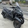 レンタルバイク YAMAHA トリシテイ300(三輪バイク)インプレッション