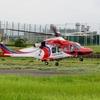 2018年7月26日(木)JA17AR「さっぽろ2」 調布飛行場