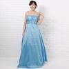 室内楽で着られるラピスラズリを連想させる青色のステージドレスを購入されたお客様の体験談