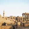 エジプト 〜ルクソール 生ける者の街(ナイル東岸)
