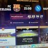 サッカー バルサ VS ナポリ 意外にあっさりチケット取れた!!ヨーロッパ チャンピオンズリーグ