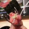 豊洲の「寿司大」でお好み3。