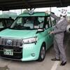 乗客 : 熊本タクシーK.I.さん