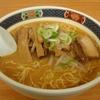 札幌ぼっち飯:分類/麺:味の万雷(西区)