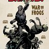 B.P.R.D. VOL.5: WAR ON FROGS (DARK HORSE, 2008-09, #1-4)