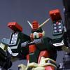 ROBOT魂 GAT-X103 バスターガンダム レビュー