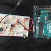 ArduinoでコンデンサマイクC9767を使うための回路