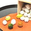 《お菓子とデザイン》【Feve(フェーヴ)自由が丘】「豆スイーツセレクション10【単品10点お試しセット】(W)」のパッケージ♬