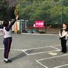 第37回神港鶴ママさんソフトボール連盟の開幕式に参加しました。