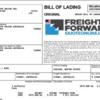 Tìm hiểu chi tiết Bill of Lading trong vận chuyển hàng hóa đường biển