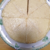 2020年11月28日 またチーズケーキを作りました。