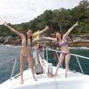 しまかぜ案内人とダイビング!ラチャ島2ダイブは写真付き