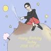 Happy Birthday ♡ Tackey