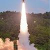 韓国でミサイル発射訓練、北の核実験場攻撃想定